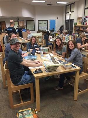 LT library team