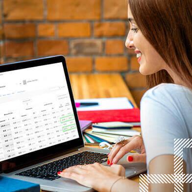 digital advertising budget