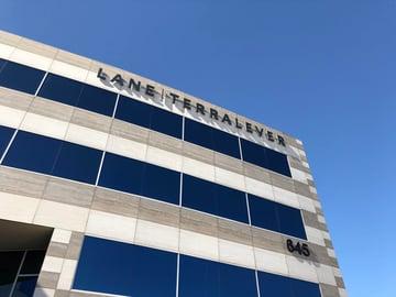 LAneTerralever sign