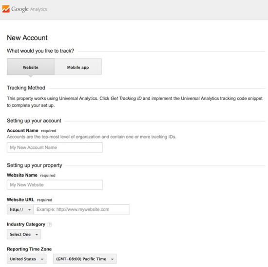 A Step-by-Step Guide to Google Analytics Setup