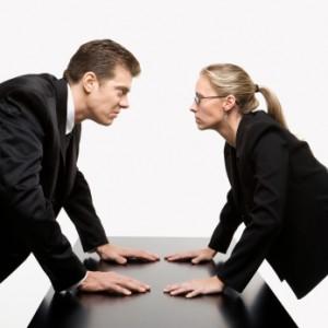 unbalanced workplace