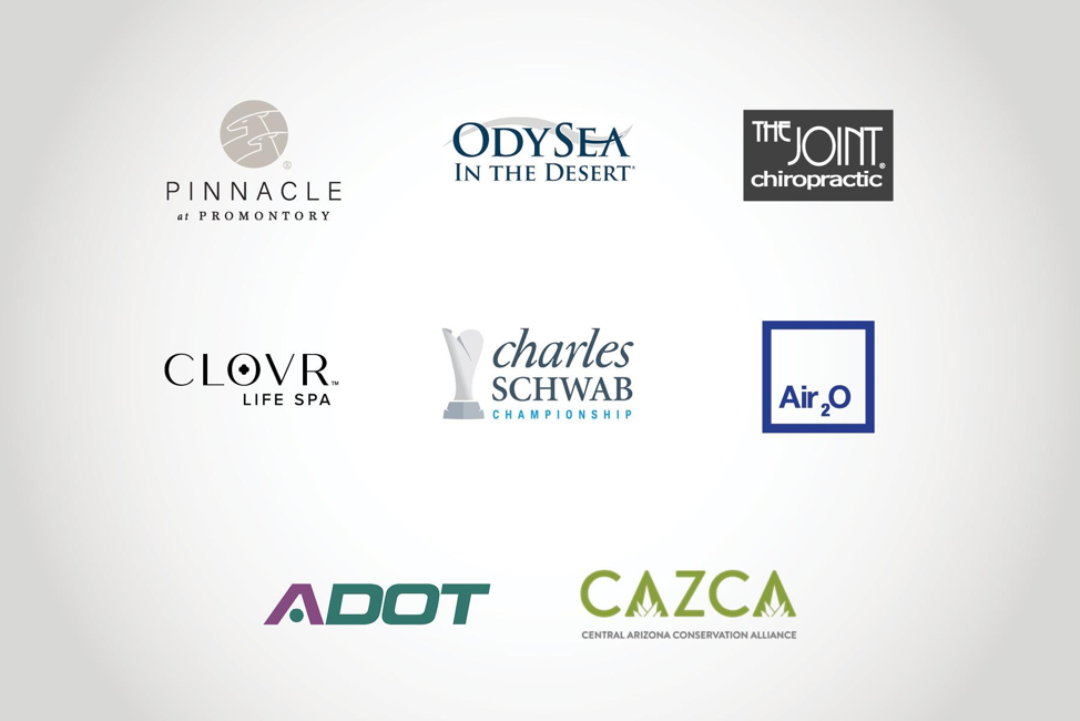 New client logos