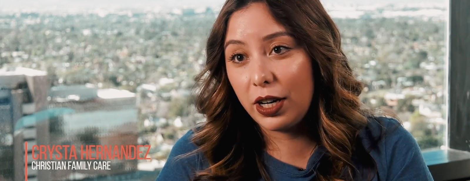 Crysta Hernandez - Christian Family Care