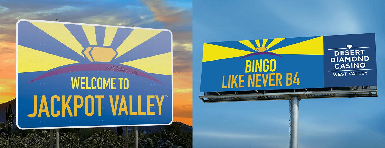 casino marketing creative work