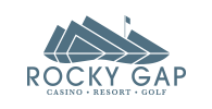 Rocky Gap Casino Maryland Logo (Blue)