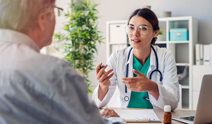 healthcare website case study