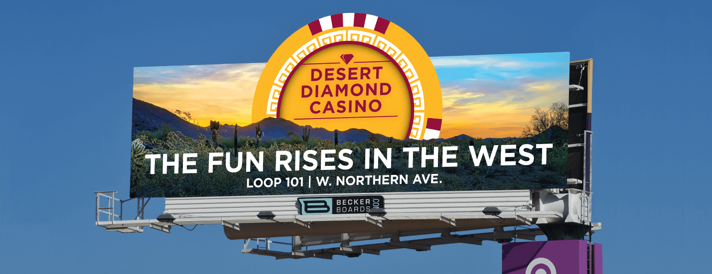 the fun rises in the west advertising campaign